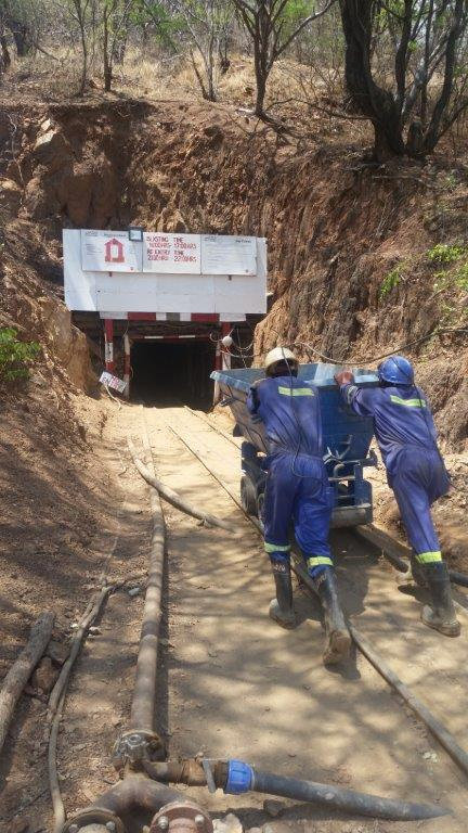 RHA Underground Operations Adit