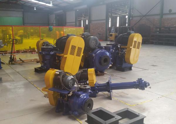 Slurry Pumps Arrive